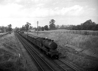 3899 1940s near Braunston & Willoughby Station