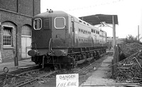 20002 1962 Eastleigh Works
