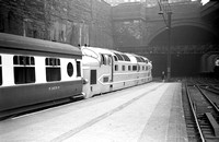 Deltic 1950s Liverpool Lime Street