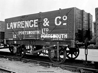 Private Owner wagon Lawrence & Co 12