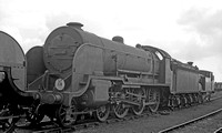 30486 1954-09-05 Eastleigh shed