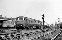 Blue Pullman 1960-06-23 High Wycombe