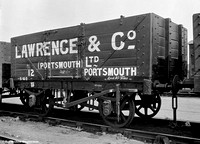 Private Owner wagon Lawrence & Co 1930-06