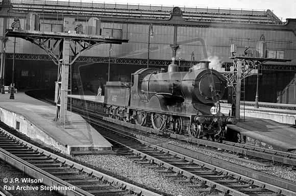 LSWR 466 1937-07-13 Waterloo