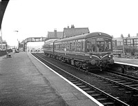 DMU 1950s Oulton Broad North