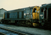 8123 1970s Crewe Works