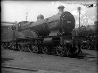 1016 1930s Grimesthorpe shed - outside turntable-RO-Gneg-049