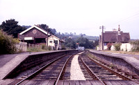 Cadeleigh Station 1963-07-07