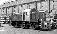 D9500 1964-06-21 Swindon Works