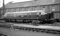 D601 1958 Swindon Works