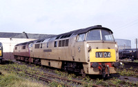D1000 1963-10-06 Swindon Works