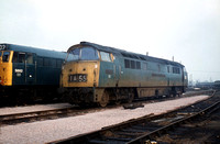 D1000 1973-10-07  Old Oak Common
