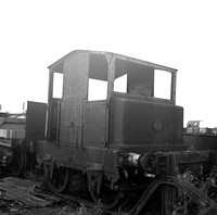 GWR Simplex 0-4-0 Departmental 26 or possibly 23 1950s Swindon