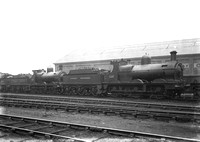 GWR 2466 2301 1930s Chester GWR Shed