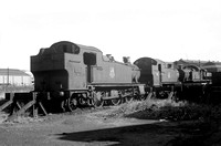 3101 3100 1950s Swindon Works