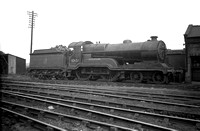 62653 1950s Northwich shed