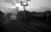 60052 1965-11 Leuchars Junction, looking south towards station-ROneg-1612-480-183