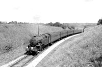 42077 1957 near Rotherfield, Cuckoo line branch