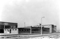 Amenity block & Offices 1958-07 Thornaby