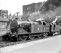 69538 1950s Kings Cross