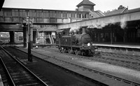 32697 1956-05-21 Exeter Central banking loco