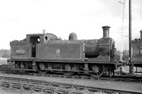 69132 1957 Thornton Junction MPD