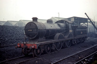 31768 1961-11-26 Eastleigh Shed