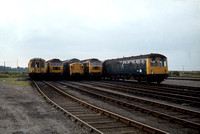 37xxx 1977 March Old Hundred Sidings