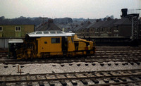 Track Maintainence machine - Plymouth @1974