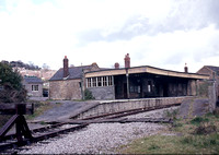 Bridport Station  1970s