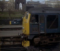 241xx 1974 Edinburgh Waverley