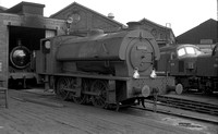 68017 1960s Darlington shed