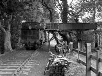 30585 1957-09-03 Pencarrow, Wenford Bridge branch