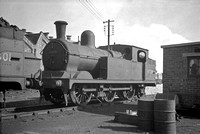 69279 1950s Staveley GC shed