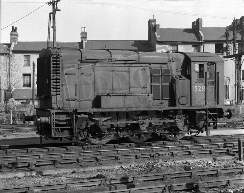Rail Online Class 12 Sr Design Shunter