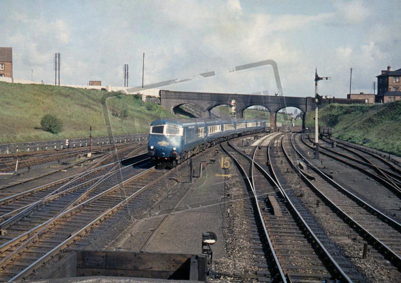 Rail Online Blue Pullman