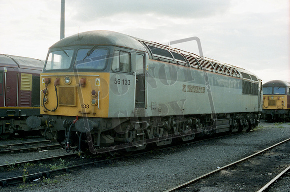 56133 2002 07 21 Carr Loco Doncaster