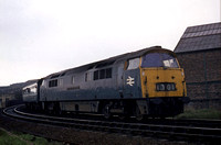 D1001 1976 Bordesley Junction
