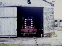 01002 1970s Holyhead  In shed