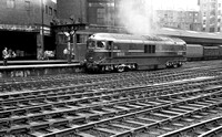 18000 1950s London Paddington