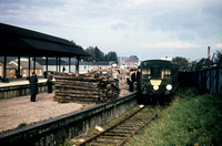 Aldershot Military Sidings 1960-10-15