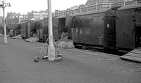Household cavalry train 1970-06-07 Kensington Olympia