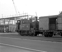 30588 1956c Presumably Southampton Docks