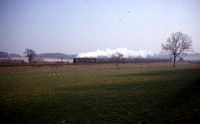 340xx 1966-03-20 near Rowlands Castle Up Southampton-ROS-1607-022