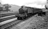 4105 1960 Aller Junction Newton Abbot