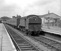6102 1950s Hayes and Harlington