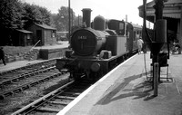 1451 1963-07-29 Exeter St Davids on Exe Valley train-ROneg-1305-526